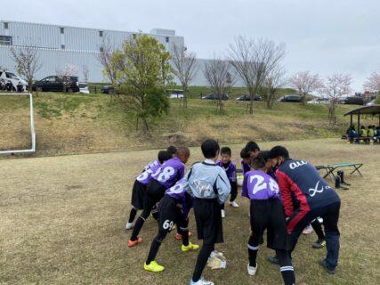 【U-12】SFA第53回U-12サッカー選手権大会 予選1次リーグ