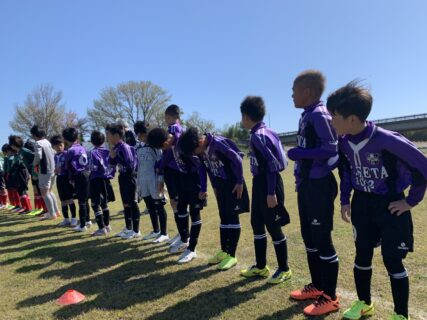 【U-12】SFA第53回U-12サッカー選手権大会 予選2次リーグ